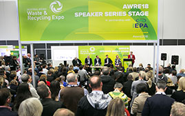 Australasian Waste and Recycling Expo (AWRE) 2018