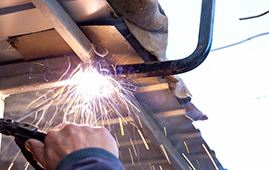 Welding and hot work permit form