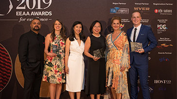 ICC Sydney Sweeps up at National Industry Awards