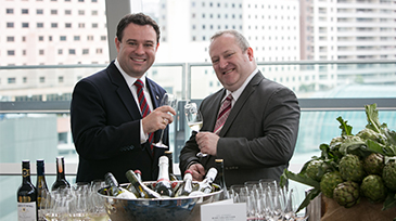 ICC Sydney launches world class wine collection