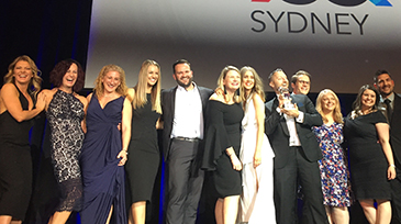 ICC Sydney Wins Australian HR Team of the Year & Best Recruitment Campaign