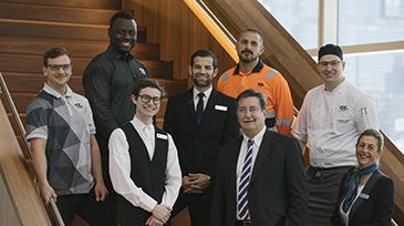 ICC Sydney Celebrates 1,000 Team Member Qualifications