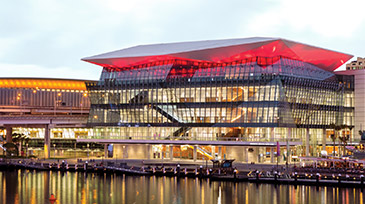 ICC Sydney Awarded Australia's Best Infrastructure Project