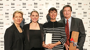 ICC Sydney Wins Best Conference Venue